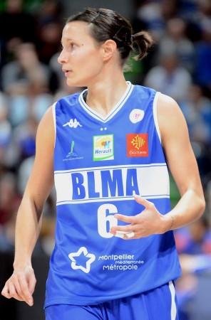 Giorgia SOTTANA sous le maillot du BLMA : déjà une image d'archive