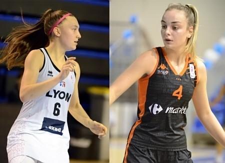 Coralie CHABRIER et Mathilde PEYREGNE auront été des éléments essentiels dans la victoire de leur équipe