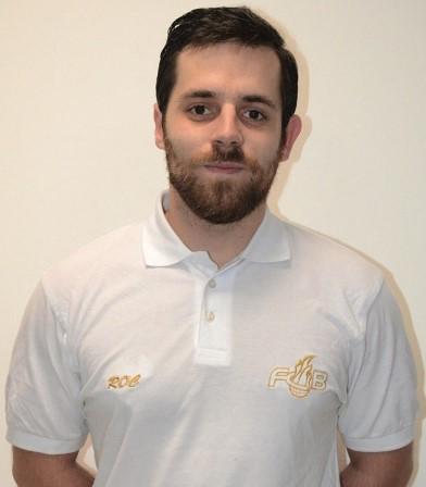 Emmanuel HORTER, coach des U18 de CHarleville. Pour l'exploit ? (photo ! page FB de E. Hoerter)
