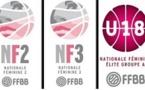 NF1, NF2, NF3, U18 et U15 : tout le monde sur le pont !