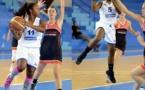 Héléna DELARUELLE (#11) et Dounya BOURHANI-GANGUIA (#5) : des débuts prometteurs