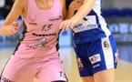 Le duel entre Léonore DUCHEZ et Aline DUMONT aura été aussi serré que la rencontre elle-même