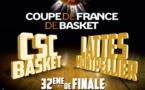 """U17 Coupe de France, Michael JULIEN (Cavalaire) : """"J'espère voir notre salle bien remplie."""""""