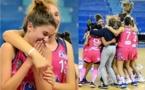 Comme la saison dernière, l'ex-lattoise Emma VENTURI quitte le Palais des Sports la victoire en poche