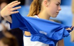 """Dernier tour de piste en U18 pour Camille VIALA : la petite Camille est devenue grande mais elle restera toujours """"petite Camille""""!"""