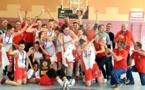 U18, Final 4 : Roche Vendée beau Champion devant un Hainaut méritant, Lyon bronzé devant Angers