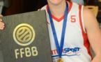 """Meg PEDROSO (U18, Roche Vendée) : """"Je me donnerai les moyens. Après, est-ce que j'y parviendrai ? J'espère !"""""""