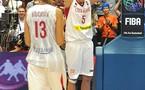 Quarts de Finale : La Biélorussie frôle un nouvel exploit mais...