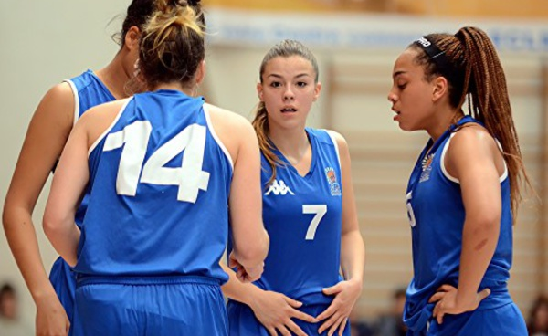 U17, Finale Coupe de France J-1 : Camille VIALA dans les starting-blocks !