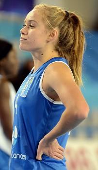 """Tiphaine PLANA devrait être un des atouts majeurs de Basket Landes (avec Shan-Marie MASON ou Celia CARDENAL). Souhaitons la voir dès septembre pour le """"Eric-Koechlin"""""""