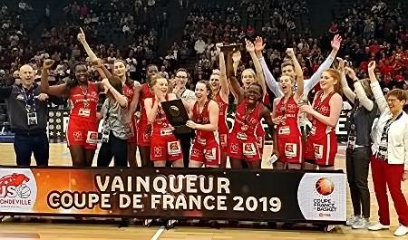 Doublé Championnat/Coupe de France pour Mondeville