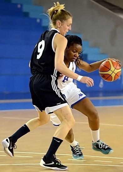 Les 32 points d'Emilie PETITEAU-SILBANDE n'auront pas suffi et c'est le BLMA de Johana LUKOKI qui réalise l'exploit !