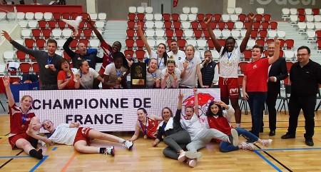 Mondeville, un grand Champion de France