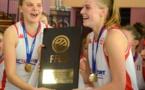 """U18, Final 4 : Décrassage matinal du """"jour d'après"""" avec Natalia FARKASOVA (Roche Vendée) et photos"""