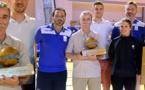 Arbitres : Christophe RABINEAU, premier lauréat du trophée Christophe-Rabineau