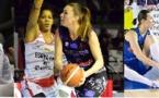 """Elodie BERTAL-CHRISTMANN (néo-retraitée et future maman) : """"Le basket est un sport, un amusement. Et je me suis bien amusée"""""""