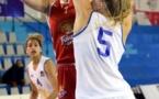 Beau duel entre Natalia FARKASOVA et Anaïs BRO. La vendéenne l'emporte avec 10 points contre 2 mais à la fin c'est le BLMA qui gagne.
