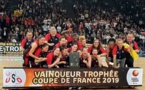 Coupe de France Senior F : Orthez au Paradis