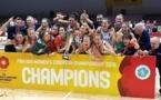 Eurobasket Women U20 : Le triple exploit de l'Italie