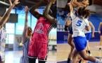 Jade ONDINEME pour Toulouse et Elyah KIAVI pour le BLMA terminent meilleures marqueuses de leur équipe