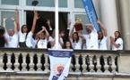 Les Championnes de France dignement célébrées