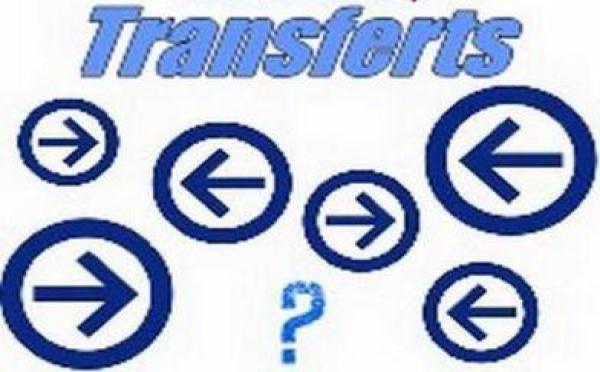 Le point sur les transferts au 9 Août 2013
