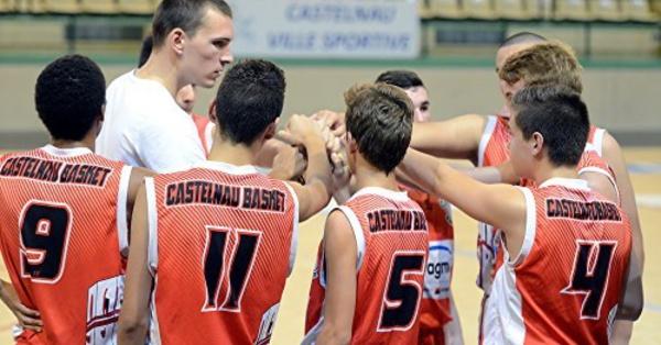 U17 R: Une première pour Castelnau