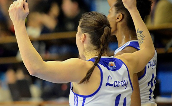 Coupe de France : Anaël LARDY emporte le BLMA vers Bercy